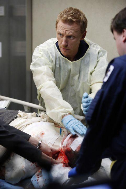 Immer im Einsatz um Leben zu retten: Owen (Kevin McKidd) ... - Bildquelle: ABC Studios