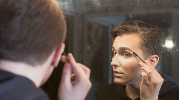 Augenbrauenmascara für schöne Augenbrauen