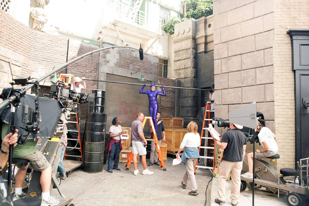 HIMYM- Behind the scenes- No Questions Asked (2) - Bildquelle:  CBS Broadcasting, Inc. All rights reserved