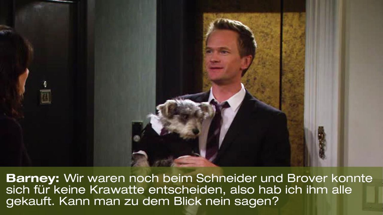 how-i-met-your-mother-zitat-quote-staffel-8-episode-5-durchtriebene-hunde-2-barney-foxpng 1600 x 900 - Bildquelle: 20th Century Fox
