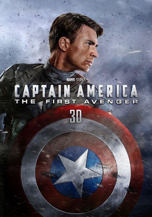 CAPTAIN AMERICA: THE FIRST AVENGER - Plakatmotiv - Bildquelle: TM &   2011 Marvel Entertainment, LLC & subs. All Rights Reserved.