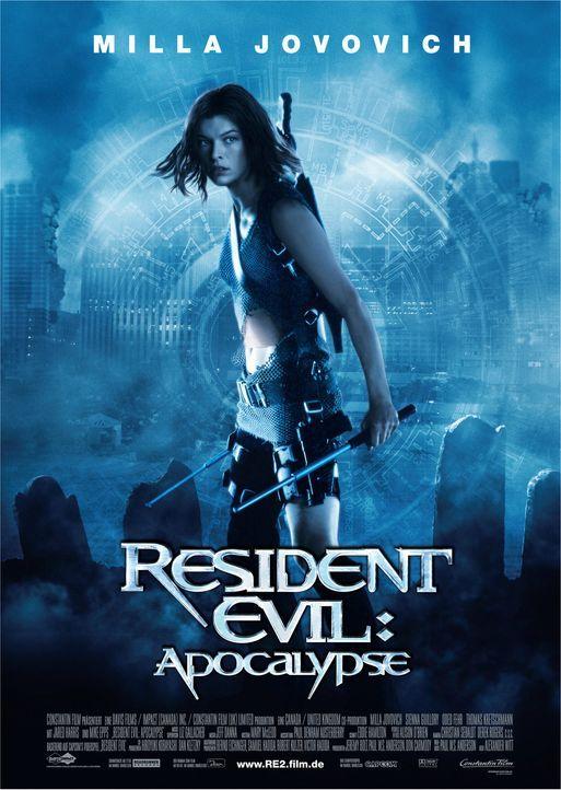 Resident Evil: Apocalypse - Bildquelle: Constantin Film