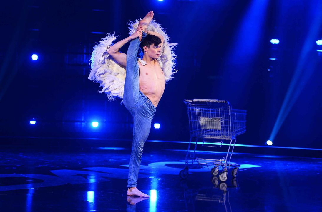 Got-To-Dance-David-Pereira-11-SAT1-ProSieben-Willi-Weber - Bildquelle: SAT.1/ProSieben/Willi Weber