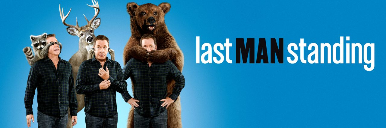 (4. Staffel) - Last Man Standing - Artwork - Bildquelle: 2014-2015 American Broadcasting Companies.  All rights reserved.