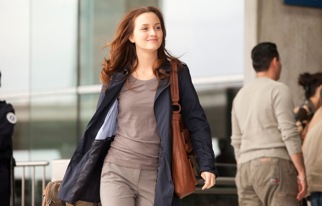 Muss als Aufpasserin mit nach Paris: Doch auch Graces Stiefschwester Meg (Leighton Meester) kann nicht verhindern, dass die Freundinnen die Gunst de... - Bildquelle: Larry D Horricks 2011 Twentieth Century Fox Film Corporation. All rights reserved.