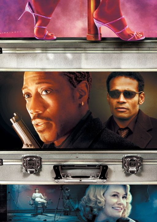Lucky (Wesley Snipes, oben l.) ist ein ehemaliger Drogendealer, der alles darauf anlegt, nicht wieder auf die schiefe Bahn zu geraten. Cass (Cybill... - Bildquelle: Sony Pictures Television International. All Rights Reserved.