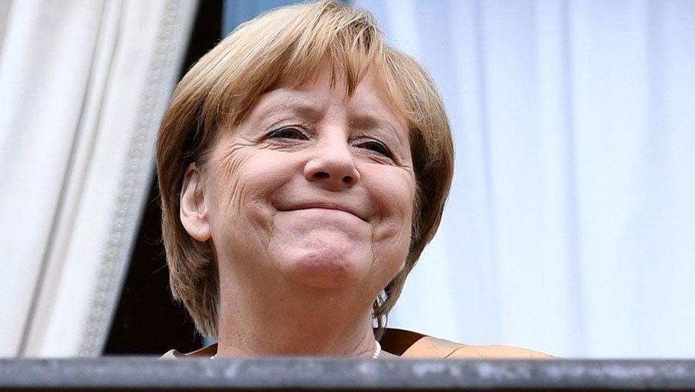 Junge Wähler mögens dünn - außer bei Merkel