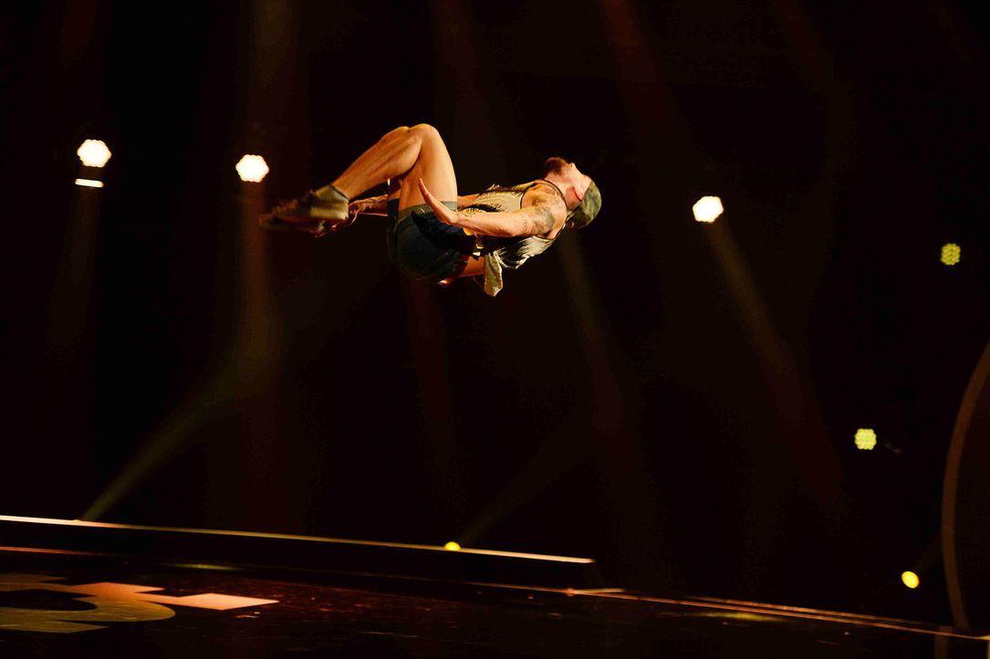 Got-To-Dance-Chris-Albert-02-SAT1-ProSieben-Willi-Weber - Bildquelle: SAT.1/ProSieben/Willi Weber