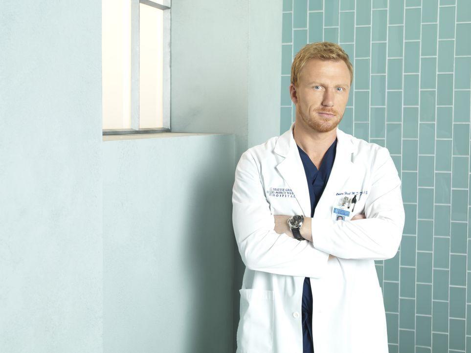 (7. Staffel) - Als Arzt muss sich Dr. Owen Hunt (Kevin McKidd) immer wieder neuen Herausforderungen stellen ... - Bildquelle: Bob D'Amico 2010 American Broadcasting Companies, Inc. All rights reserved. / Bob D'Amico