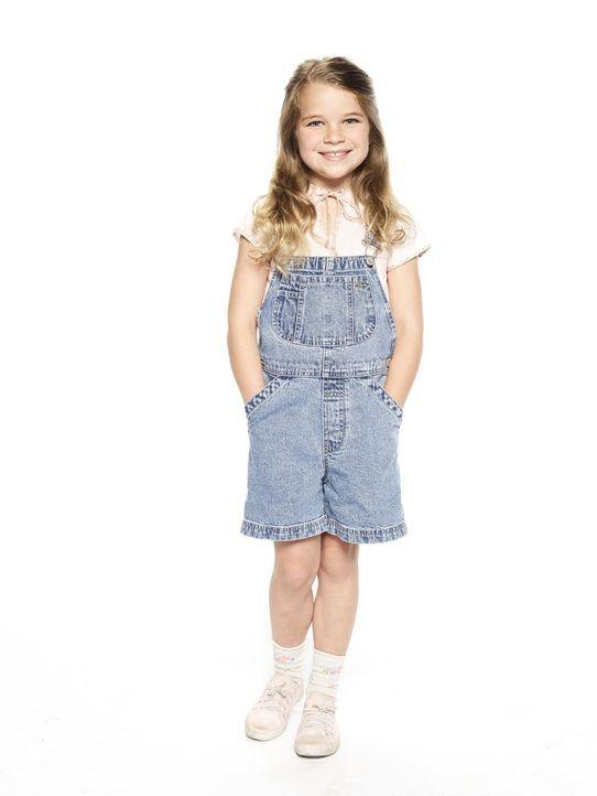(1. Staffel) - Sheldons Zwillingsschwester Missy (Raegan Revord) ist das genaue Gegenteil von ihm. Sie liebt es, draußen zu spielen und ist immer et... - Bildquelle: Warner Bros.