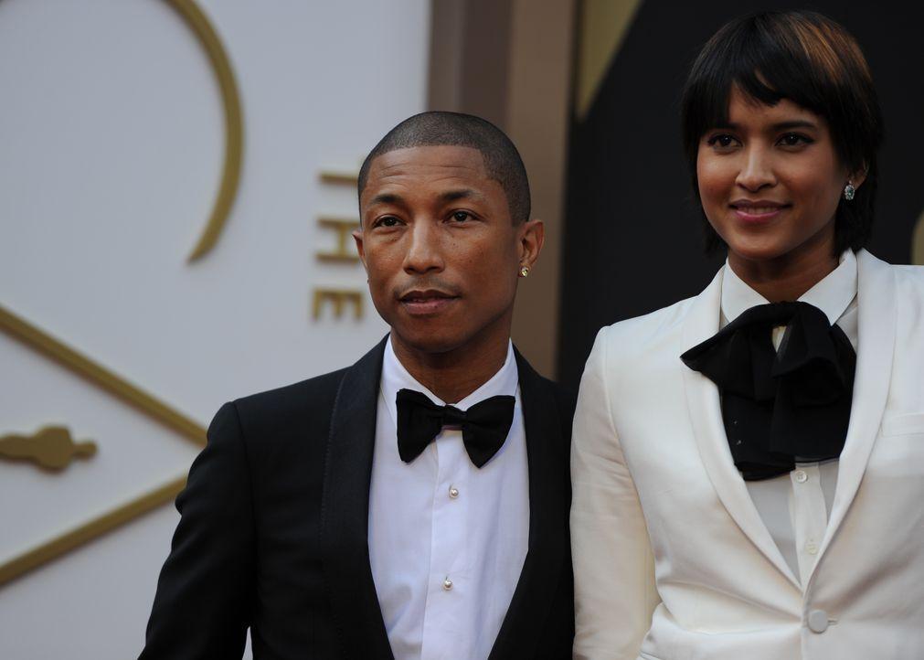 William Pharrells - Bildquelle: getty AFP