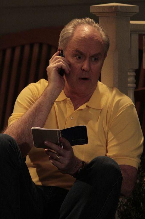 Barney hat einen Plan, wie er das spießige Vorortleben seines Vaters (John Lithgow) ändern kann ... - Bildquelle: 20th Century Fox International Television