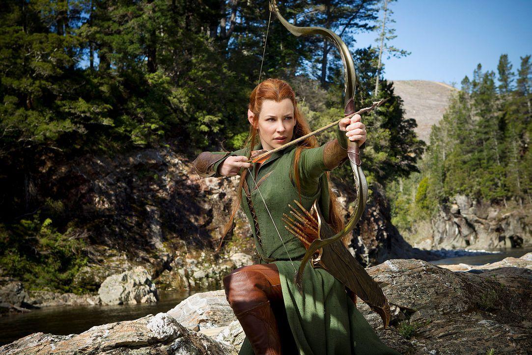 der-hobbit-smaugs-einoede-02-Warner-Bros - Bildquelle: 2012 Warner Bros. Entertainment Inc. and Metro-Goldwyn-Mayer Pictures Inc.