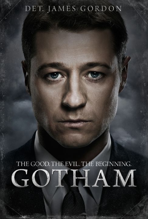 (1. Staffel) - Im Kampf gegen das Böse in Gotham City: James Gordon (Ben McKenzie) ... - Bildquelle: Warner Bros. Entertainment, Inc.