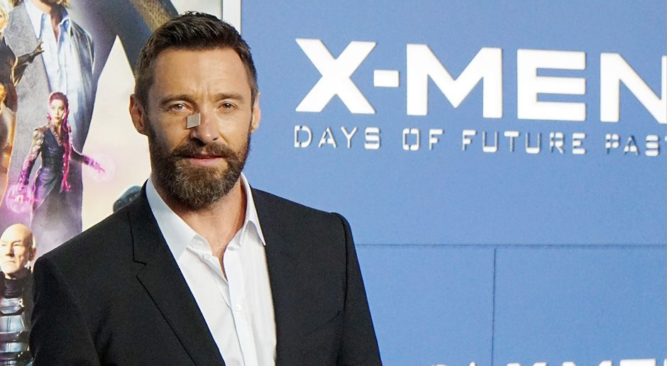 X-Men-Days-of-Future-Past-Premiere-New-York-Hugh-Jackman-140510-getty-AFP-HERO - Bildquelle: getty-AFP