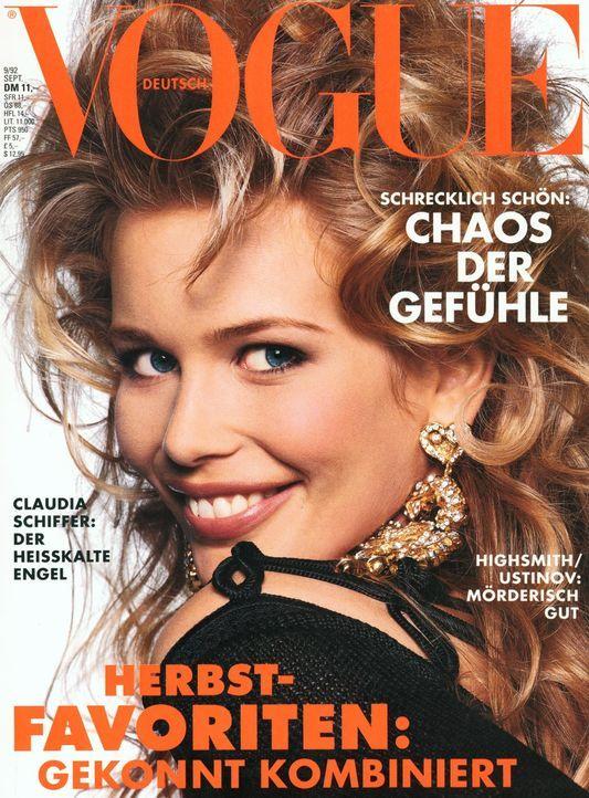 Vogue Deutschland, Fotograf: Walter Chin