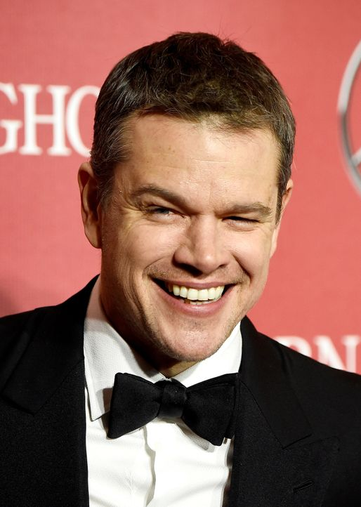 Matt-Damon-160102-getty-AFP-TEASER - Bildquelle: getty-AFP