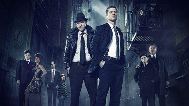 Gotham - Die Story zur Serie