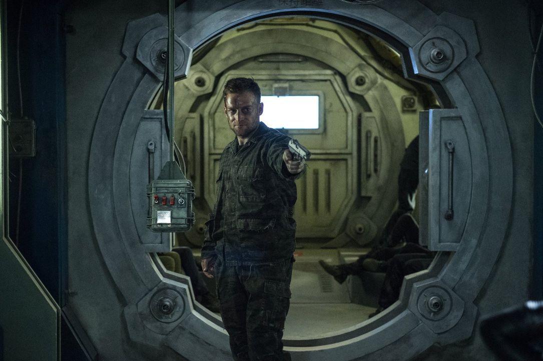 Will endlich Rache für den Mord an all den Mountainman: Lt. Carl Emerson (Toby Levins) ... - Bildquelle: 2014 Warner Brothers