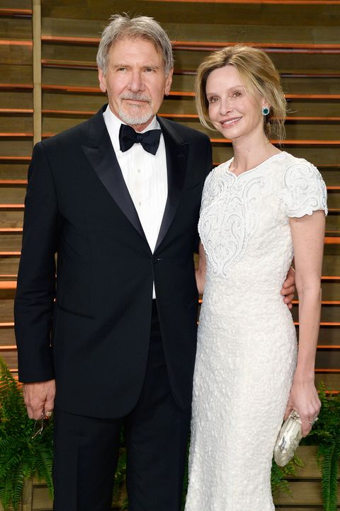 Oscars-Vanity-Fair-Party-Harrison-Ford-Calista-Flockhart-140302-getty-AFP - Bildquelle: getty-AFP