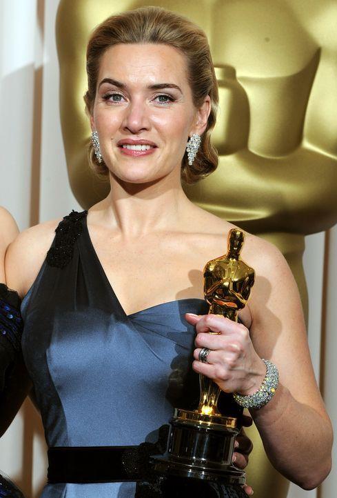 Beste-Hauptdarstellerin-2009-Kate-Winslet-AFP - Bildquelle: 2009