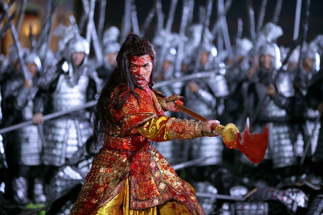 Kehrt nach vielen Kriegsjahren an den Hof zurück: Prinz Jai (Jay Chou) ... - Bildquelle: TOBIS Film