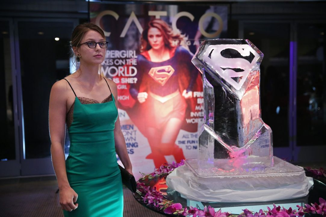 Steht unter enormen Druck, als Supermans Nemesis Reactron die Stadt angreift und es auf Supergirl persönlich abgesehen hat: die frischgebackene Supe... - Bildquelle: 2015 Warner Bros. Entertainment, Inc.