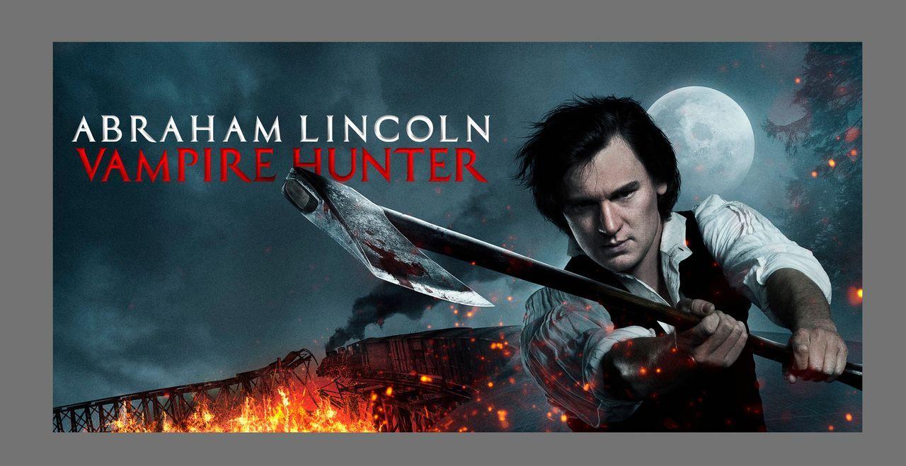 ABRAHAM LINCOLN VAMPIRJÄGER - Artwork - Bildquelle: 2012 Twentieth Century Fox Film Corporation. All rights reserved.