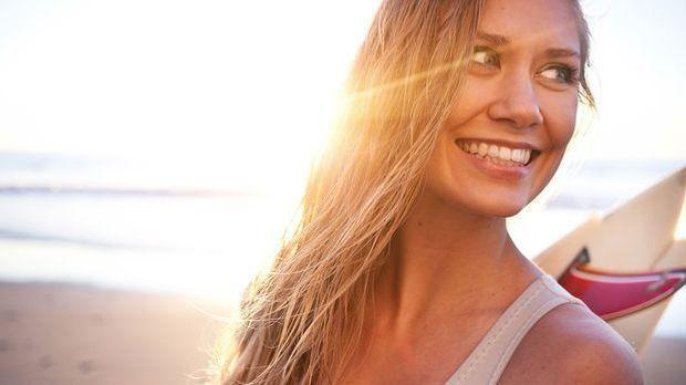 Blond, blonder, blonder als der Sonnenschein – Honigblond ist ein warmer glän...
