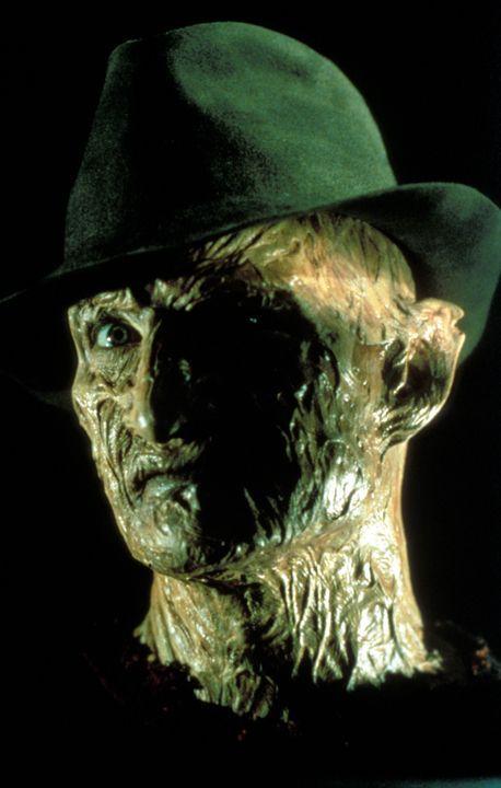Freddy Krüger (Robert Englund), der böse Geist aus der Elm Street, ist zurückgekehrt ... - Bildquelle: 1987 New Line Productions, Inc. A NIGHTMARE ON ELM STREET 3 - DREAM WARRIORS and all related characters and elements are trademarks.