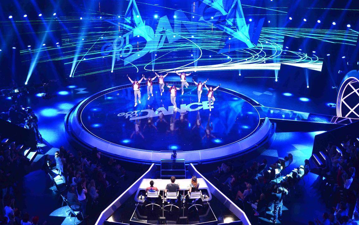 Got-To-Dance-BMB-Crew-21-SAT1-ProSieben-Willi-Weber - Bildquelle: SAT.1/ProSieben/Willi Weber