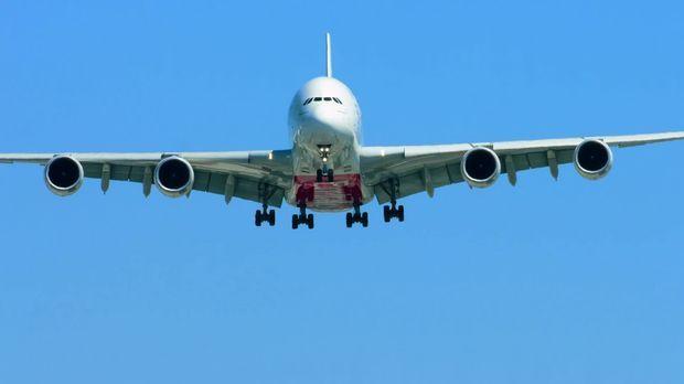 Starke Turbulenzen bei Airbus-Flug: Bilder zeigen ...