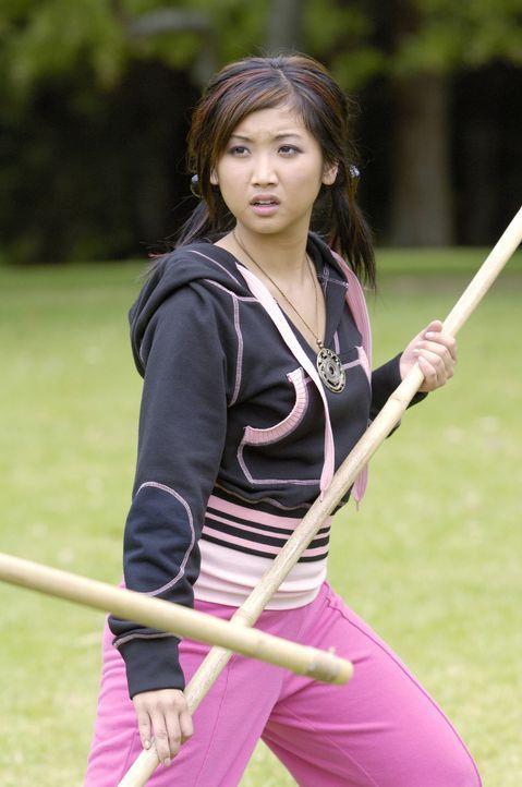 Wendy Wu (Brenda Song) ist in ihrer Highschool sehr beliebt. Doch eines Tages erfährt das Mädchen chinesischer Abstammung, dass es die Reinkarnati... - Bildquelle: Buena Vista International Television