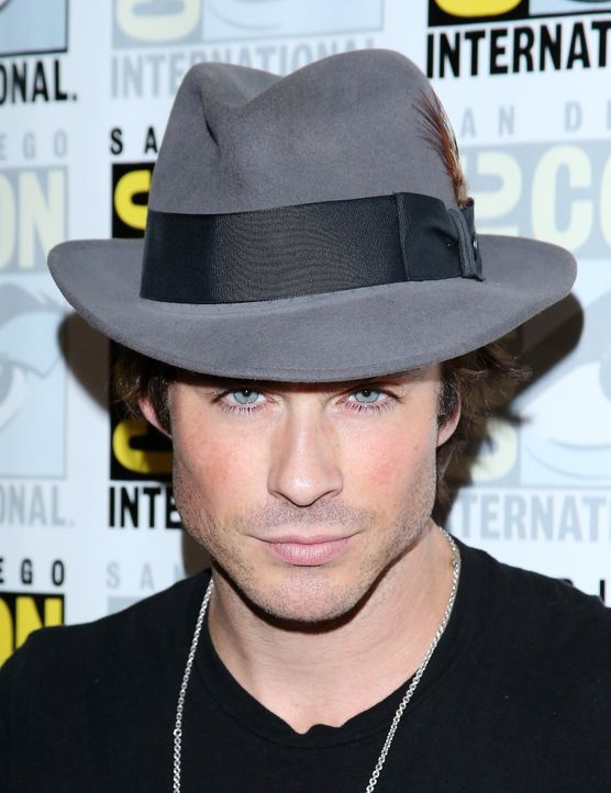 Ian-Somerhalder-14-07-26-AFP (3) - Bildquelle: Getty-AFP