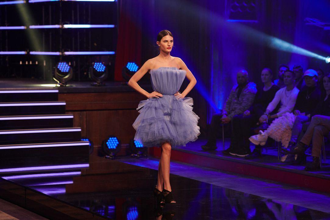 SNTM_S1_FashionWalk_0022 - Bildquelle: ProSieben Schweiz