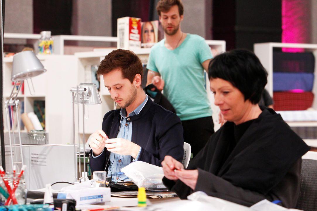 Fashion-Hero-Epi01-Atelier-05-ProSieben-Richard-Huebner - Bildquelle: ProSieben / Richard Huebner