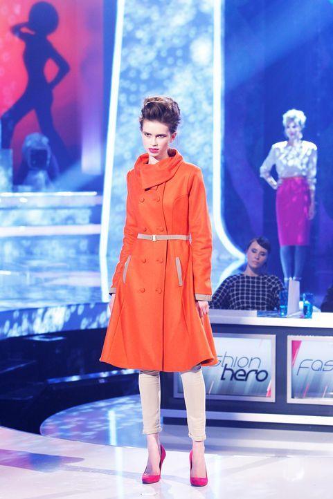 Fashion-Hero-Epi03-Gewinneroutfits-Yvonne-Warmbier-Karstadt-04-Richard-Huebner - Bildquelle: Richard Huebner