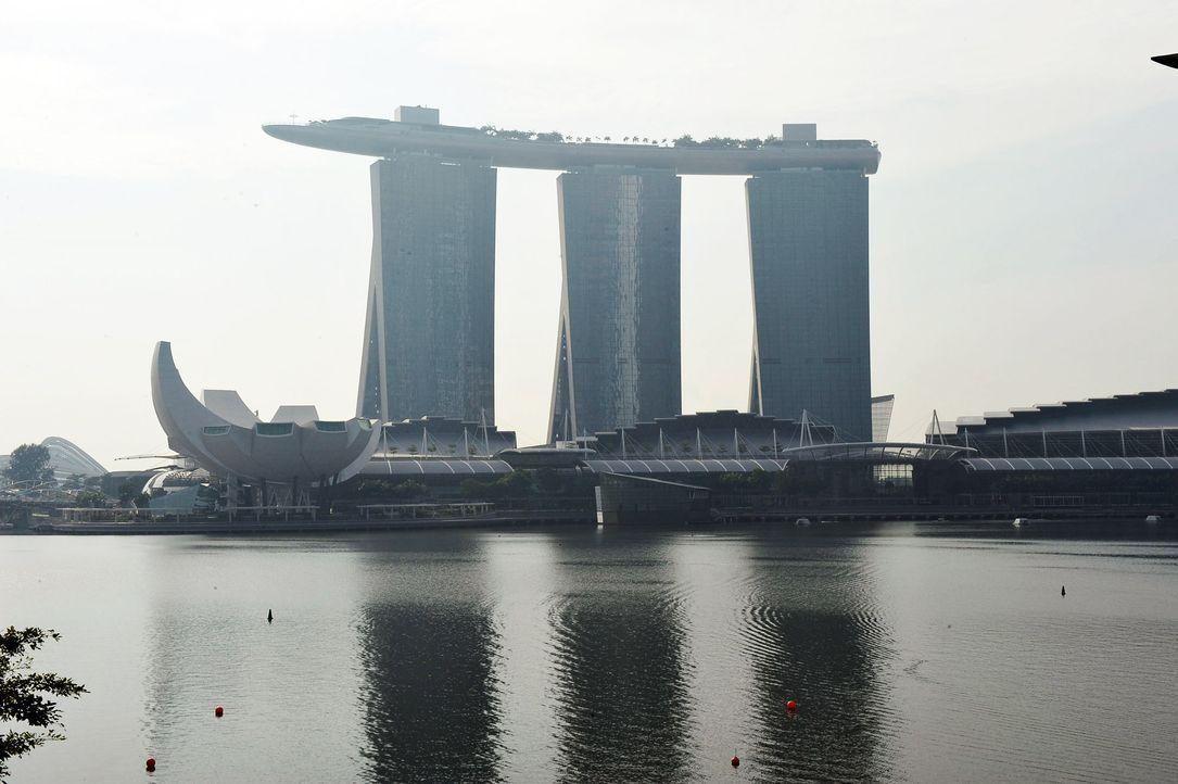 GNTM-Stf09-Epi01-Singapur-Ankunft-15-ProSieben-Oliver-S - Bildquelle: ProSieben/Oliver S.