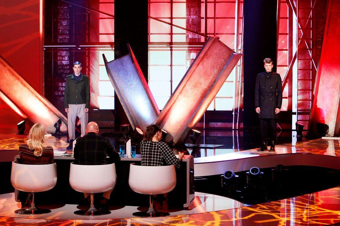 Fashion-Hero-Epi03-Gewinneroutfits-Tim-Labenda-Karstadt-09-Richard-Huebner - Bildquelle: Richard Huebner