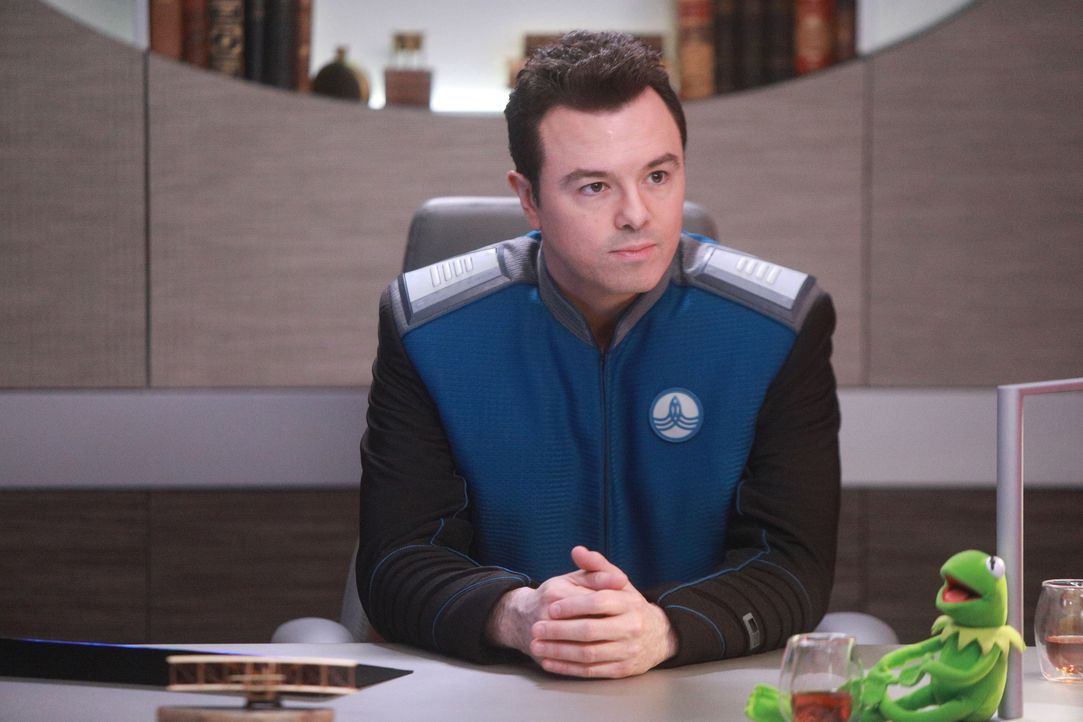 Captain Ed Mercer (Seth MacFarlane) - Bildquelle: 2019 Twentieth Century Fox Film Corporation. All rights reserved.