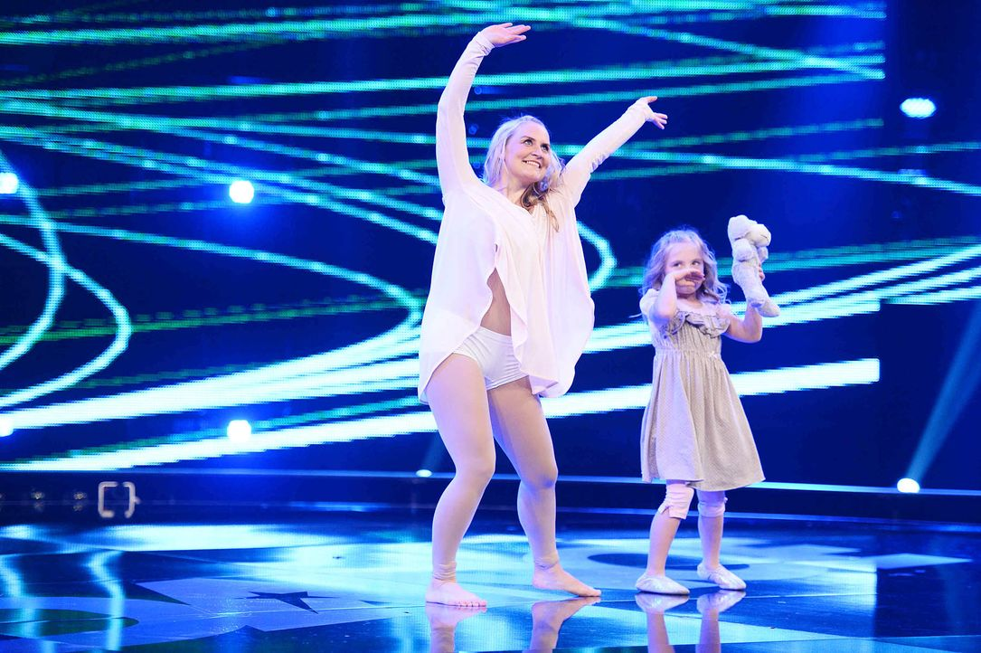 Got-To-Dance-Volteggiare-02-SAT1-ProSieben-Willi-Weber - Bildquelle: SAT.1/ProSieben/Willi Weber