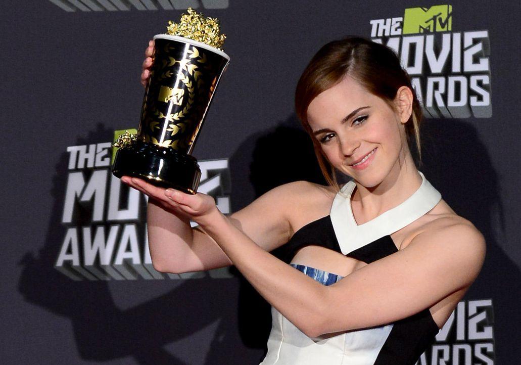 mtv-movie-awards-130414-emma-watson-02-getty-afpjpg 1700 x 1190 - Bildquelle: getty-AFP