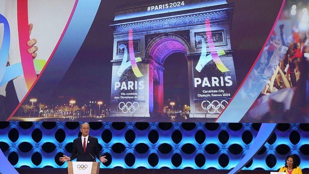 Olympische Sommerspiele 2024