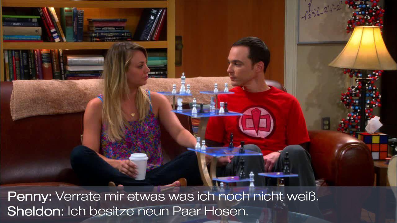 Staffel 7 Folge 1 - Zitat 10 - Bildquelle: Warner Bros. Television