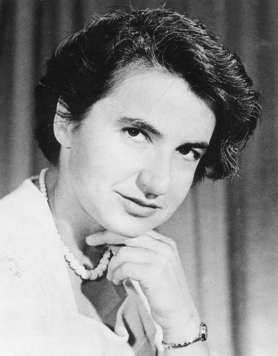 Rosalind Franklin - DNA-Doppelhelix (1953) - Bildquelle: Picture Alliance HIP Jewish Chronical