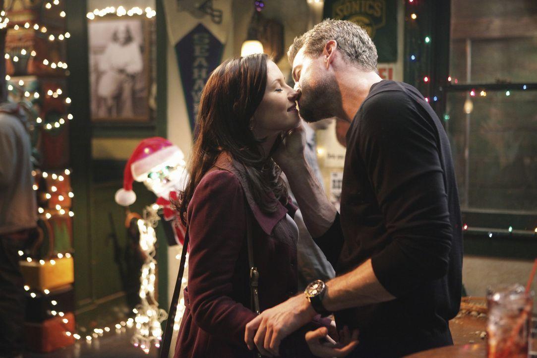 Hat ihre Liebe noch eine Chance? Lexie (Chyler Leigh, l.) und Mark (Eric Dane, r.) ... - Bildquelle: ABC Studios