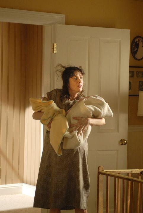 Mit seiner Jugendliebe Edith (Kristen Wiig) hat Dewey fünf Kinder ... - Bildquelle: 2007 Columbia Pictures Industries, Inc.  and GH Three LLC. All rights reserved.