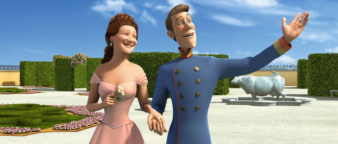 Samstag ist Turteltag für Lissi und Kaiser Franz ... - Bildquelle: 2007 herbX film gmbh (Alle Rechte vorbehalten)