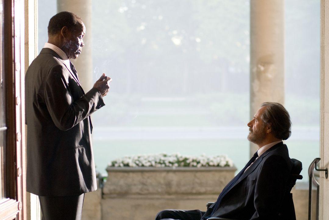 Schmiedet einen hinterlistigen Plan, um den ehemaligen Scharfschützen Swagger für das Attentat auf den Präsidenten verantwortlich machen zu könn... - Bildquelle: Copyright   2007 by PARAMOUNT PICTURES. All Rights Reserved.