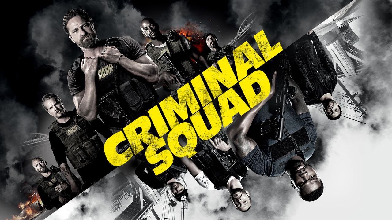 Criminal Squad - Artwork - Bildquelle: 2018 Concorde Filmverleih GmbH